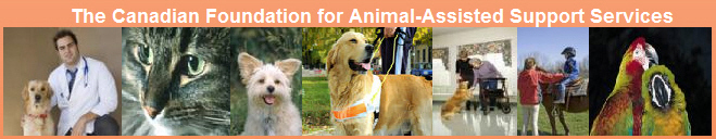 The Canadian Foundation for Animal-Assisted Support Services