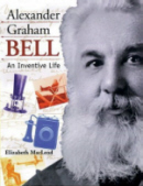 Photo of Alexamder Graham Bell.